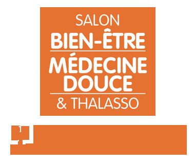 Logo salon Bien-être, Médecine douce & Thalasso 2019