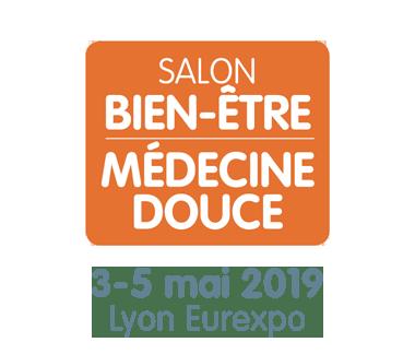 Logo salon Bien-être & Médecine douce Lyon 2019