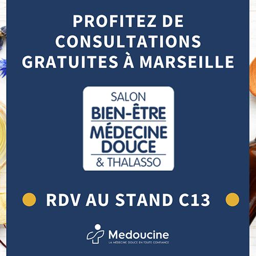 médoucine consultation gratuite à Marseille