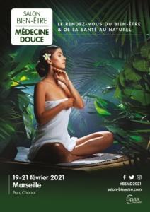 Affiche du salon BEMD à Marseille