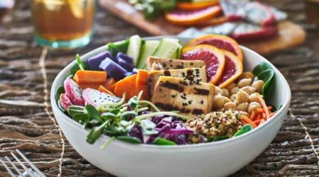 Une alimentation saine, essence de la santé