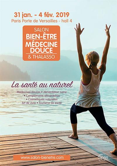 Affiche Bien être, Médecine douce & Thalasso